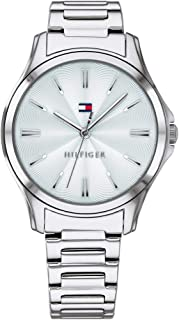 Tommy Hilfiger Women'S Blue Dial Stainless Steel Watch - 1781949