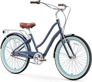 sixthreezero EVRYjourney Women's Step-Though Hybrid Cruiser Bicycle & eBike, 24