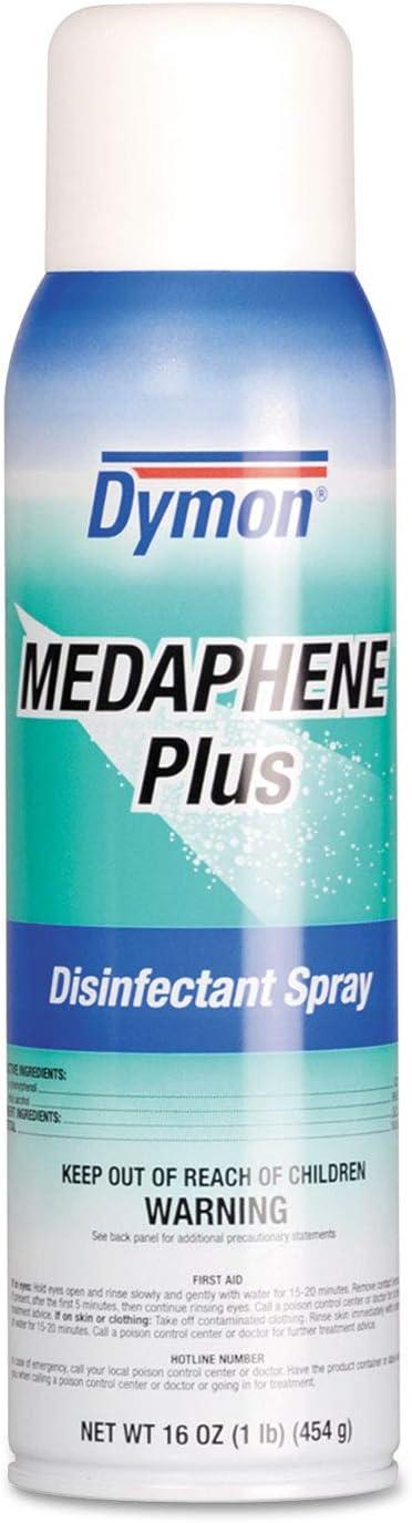 Dymon 35720 Medaphene 現金特価 Plus Disinfectant Spray 12 20 oz 激安通販ショッピング