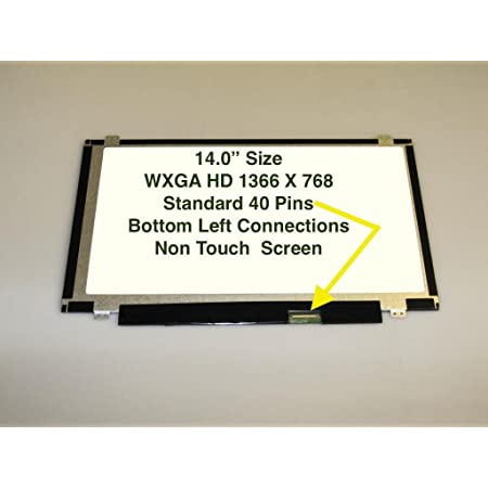 LCD LED Display with Tools HD 1366x768 Matte SCREENARAMA New Screen Replacement for HP 14-CM0012NR