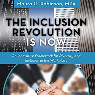 The Inclusion Revolution Is Now audiobook cover art