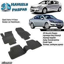 Opel Astra H SD HB 3D Havuzlu Paspas A+Plus Kutusuz