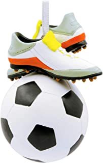Hallmark Soccer Ball and Shoes Ornament