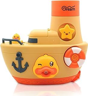 Venseza lulu Baby Water Toy ,Baby Bath Toy ,Duck Ship Submarine Bath Toy, Bathtub Toys Bathroom Shower Swimming Pool Outdo...