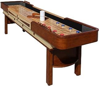 HATHAWAY Merlot 12 ft. Shuffleboard Table