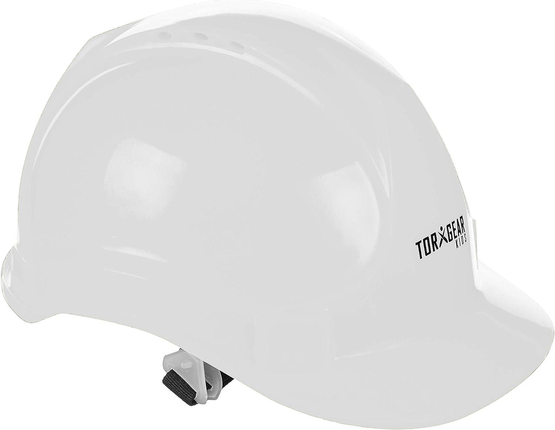 TorxGear Kids Denver Mall White Child's Hard Construction Hat Genuine - Children's H