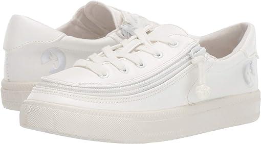 White PU