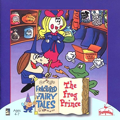 Price comparison product image Fractured Fairy Tales: The Frog Prince