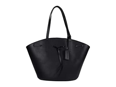 SOLE / SOCIETY Felia Tote (Black) Handbags