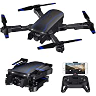 AKASO A300 Mini Drone Dual Camera Live Video Quadcopter with 1080P HD FPV WiFi RC Drone for Kids...