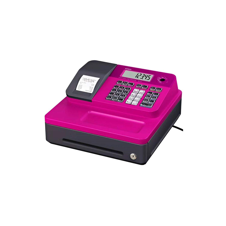 Casio se-g1sc-pk/caja registradora de impresión térmica: Amazon.es ...