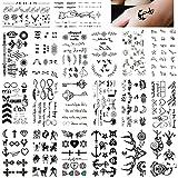 Tatuajes temporales pequeños mujer
