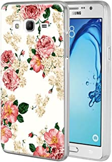 Galaxy On5 Case, Harryshell Slim TPU Gel Skin Flexible Soft Protective Case Cover for Samsung Galaxy On5 ON 5