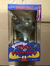 Rocky and Bullwinkle Rocky Squirrel Bobble Head