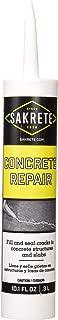SAKRETE of North America 65450021 10.3 oz Tube Concrete Repair Caulk