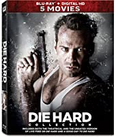 Die Hard 5-Movie Collection/ [Blu-ray] [Import]