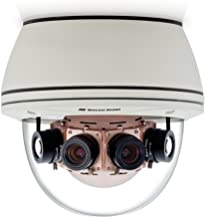 Arecont Vision AV8185DN-HB - World's First 8MP H.264 Day/Night 180° panoramic Megapixel Camera with IP66 rating and Vandal resistant Dome