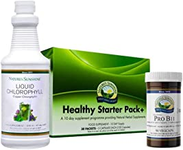HEALTHY STARTER PROGRAMME TEN DAY CLEANSE SUPPORT PRODUCTS Estimated Price : £ 52,13