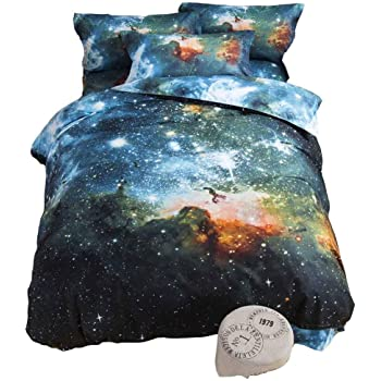 Decorative 3 Piece Bedding Set with 2 Pillow Shams School Themed Equations Division and Geometrical Shapes on Dark Toned Backdrop Lunarable Math Queen Size Duvet Cover Set Violet Blue Beige