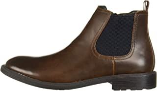 Unlisted by Kenneth Cole Men's Shoes Peyton Chelsea Closed Toe Ankle Fashion
