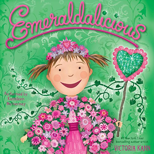 Emeraldalicious audiobook cover art