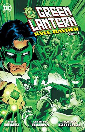 Green Lantern Kyle Rayner Vol. 1: Kyle Rayner Volume 1