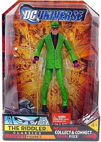 DC Universe Classics Wave 05 Actionfigur  The Riddler