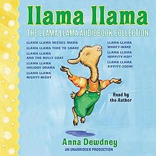 The Llama Llama Audiobook Collection cover art