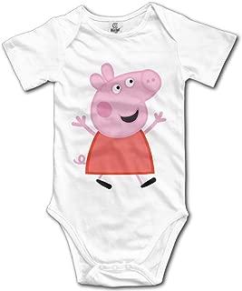 Popular Cartoon Peppa Pig Baby Onesie Baby Bodysuit