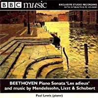 Beethoven: Piano Sonata Op. 81a - Les Adieux / Mendelssohn: Songs without Words / Liszt: Bagatelle sans Tonalite / La lugubre gondola II / Schubert: Piano Sonata in A minor D537 (2000-05-03)