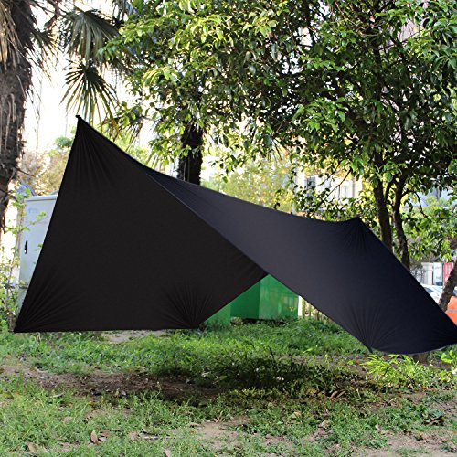 AUWOO 天幕シェード 防水タープ タープUV 日焼け紫外線カット 多機能タープ