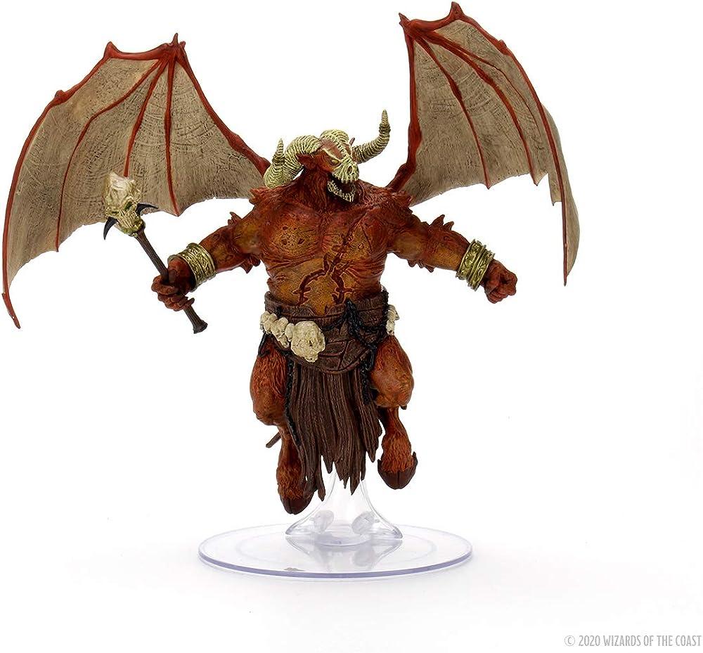 Neca , statua di orcus , il principe demone della non morte, noto come il signore del sangue , 45.72 cm WZK96034