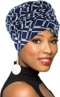 Turban Head Wrap Scarf,African Long Scarf Turban Shawl Hair Bohemian Headwrap