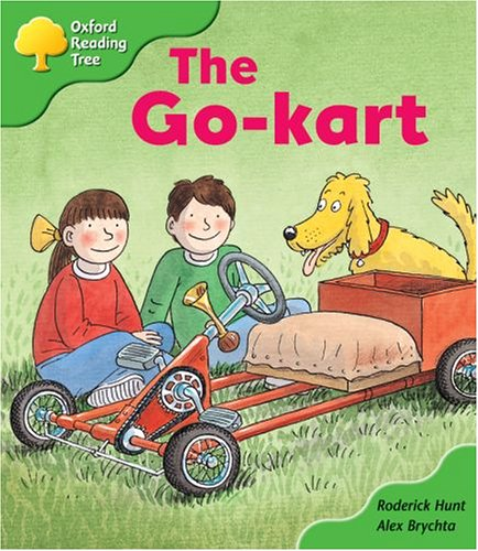 Oxford Reading Tree: Stage 2: Storybooks: the Go-kartの詳細を見る