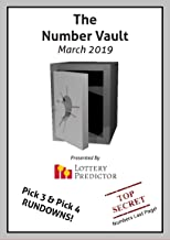 The Number Vault March 2019: A Lottery Tip Sheet