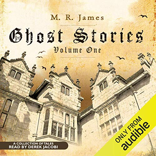 Ghost Stories, Volume One copertina