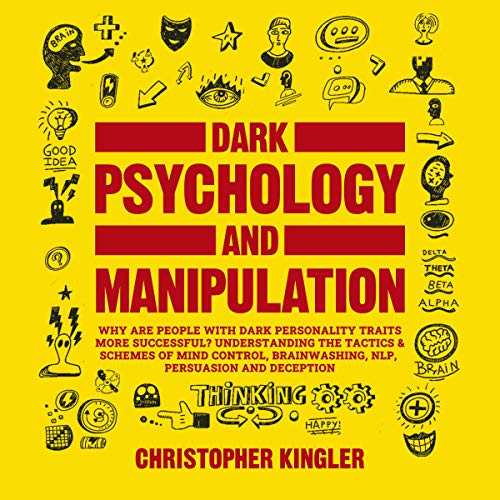 Couverture de Dark Psychology and Manipulation