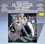 Puccini: La Fanciulla Del West (Das Mädchen aus dem Goldenen Westen) (Gesamtaufnahme, italienisch) [Vinyl Schallplatte] [3 LP Box-Set]