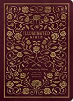 The Holy Bible: ESV Illuminated, Art Journaling Edition, Trutone, Burgundy