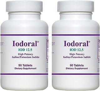Iodoral 90 tabs - 2 bottles