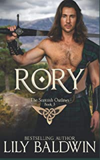 Rory: A Scottish Outlaw (Highland Outlaws)