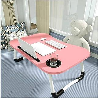 طاولة منزلية قابلة للطي من روري، مناسبة للكمبيوتر ولتعلم الكتابة وللاستخدام كطاولات طعام للاطفال، خفيفة الوزن وقوية، 4 الوان