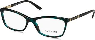 Versace Green Eyeglasses
