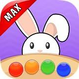 Libro de colorear - ZOOlógico MAX