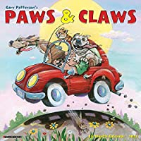 Gary Patterson's Paws & Claws 2021 Calendar