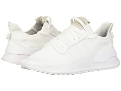 adidas Originals Kids U_Path Run J (Big Kid) (White) Kids Shoes