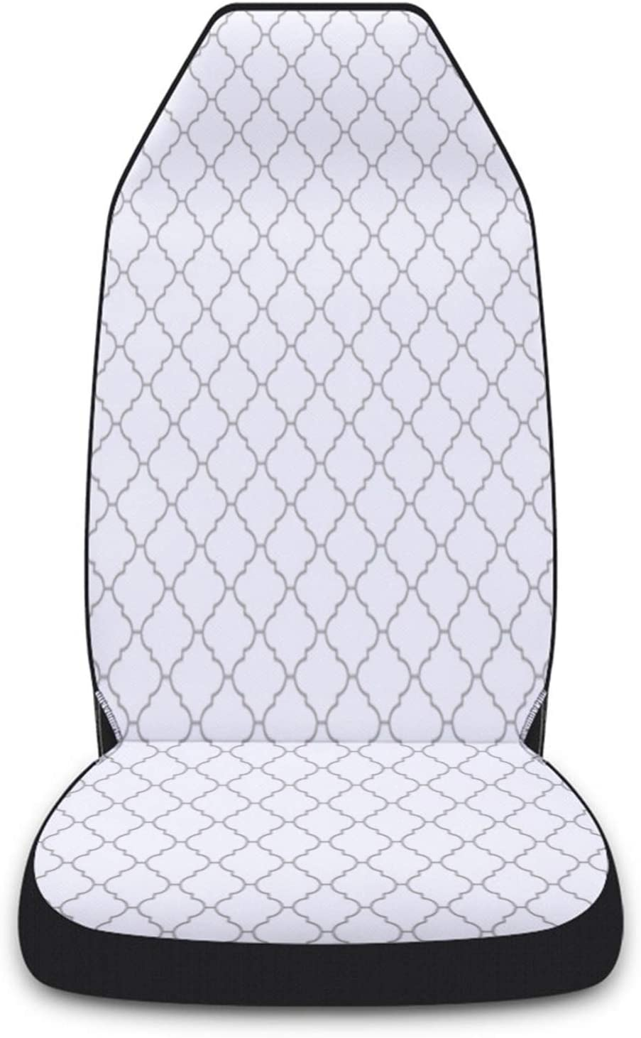 Product Cloud Dream Home Car Seat Front Max 86% OFF Covers Patterned Geometric