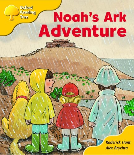 Oxford Reading Tree: Stage 5: More Storybooks (magic Key): Noah's Ark Adventure: Pack Bの詳細を見る