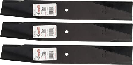 Set of 3, 25034 25034R 122265 532122265 106635X Made In USA Replacement Blade, 44