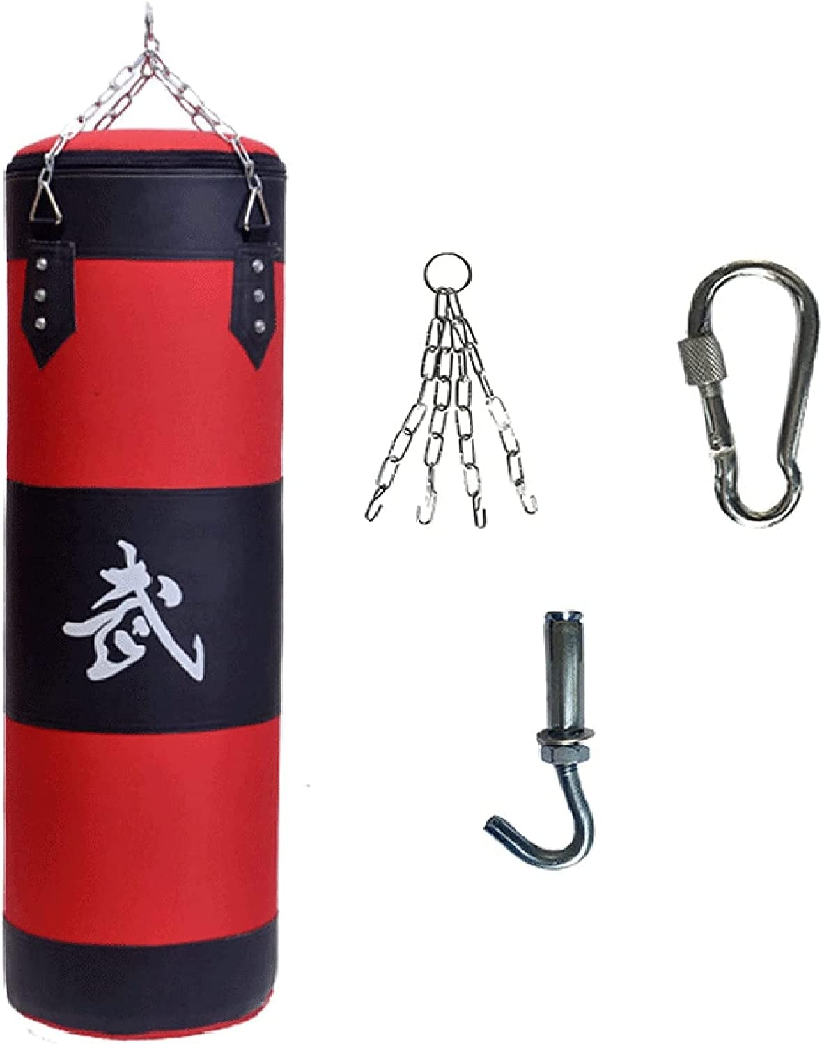 LSDRALOBBEB Max 49% OFF Punching Bag Punch for PU Thicken Leather Boxing Long Beach Mall